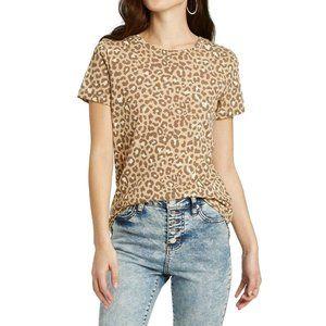 Brown Leopard Print JRs T-Shirts - XS, S, M, L, XL